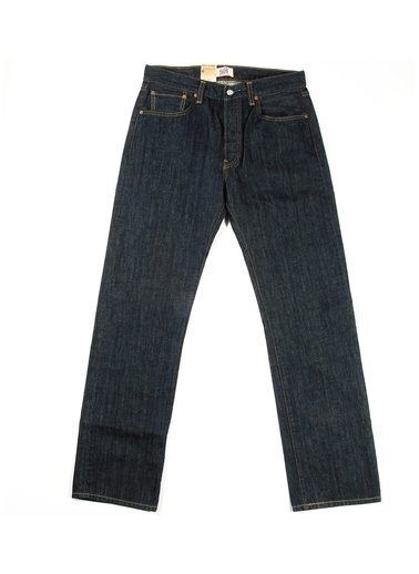 Levi's® 0050101620 501 Marlon Regular Normal Bel Normal Paça Pamuklu Erkek Jean Pantalon Renksiz